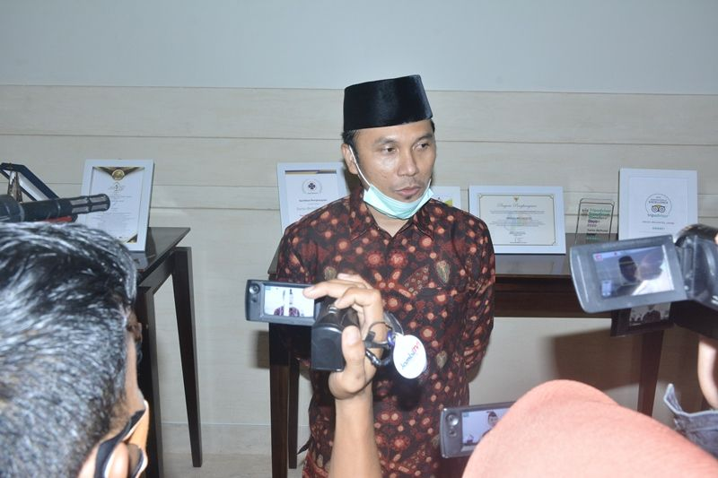 Ketua DPRD Provinsi Jambi Edi Purwanto