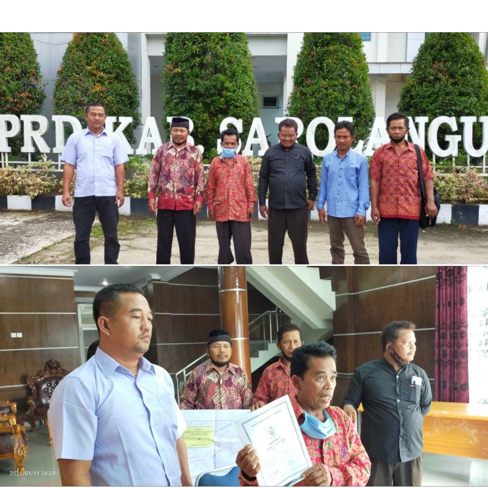 Warga Transmigrasi Suakarsa Mandiri (TSM) kembali mengusulkan agar Desa Durian Mas yang berada di Kecamatan Pelawan, Kabupaten Sarolangun didefinitifkan.