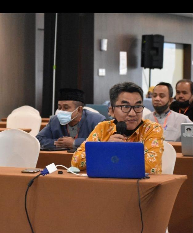 Kepala Pusat Kajian Pengembangan Kurikulum UIN Sulthan Thaha Saifuddin Jambi, Dr Taridi M.Pd
