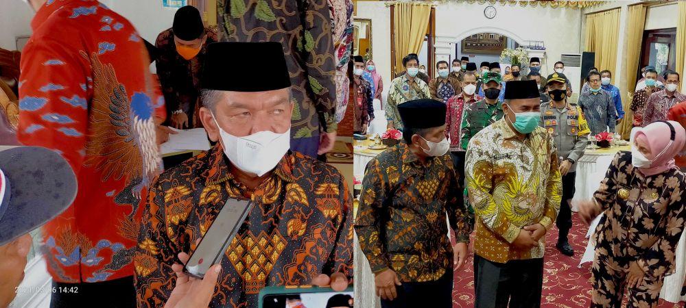 Ketua DPRD Sarolangun, Tontawi Jauhari