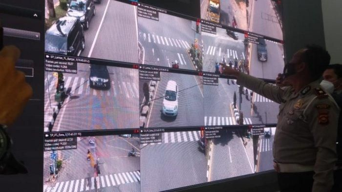 Electronik Traffic Law Enforcement (ETLE) akhirnya resmi di launching