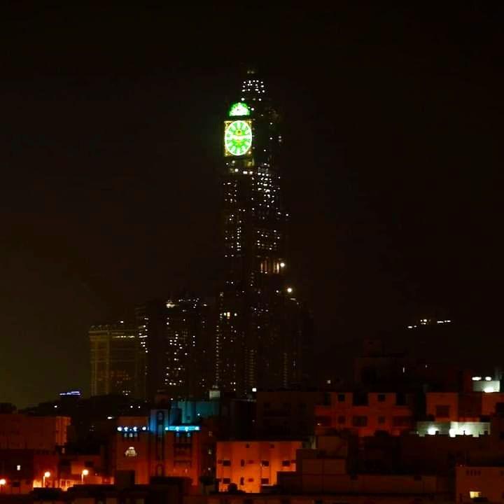 Menara Jam Mekkah