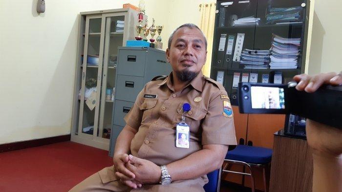 Sekretaris Badan Kepegawaian Daerah (BKD) Provinsi Jambi, Hambali