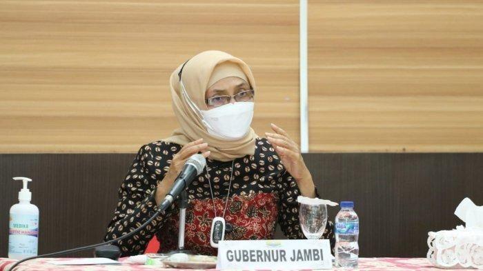Penjabat (Pj) Gubernur Jambi Dr.Hari Nur Cahya Murni,M.Si
