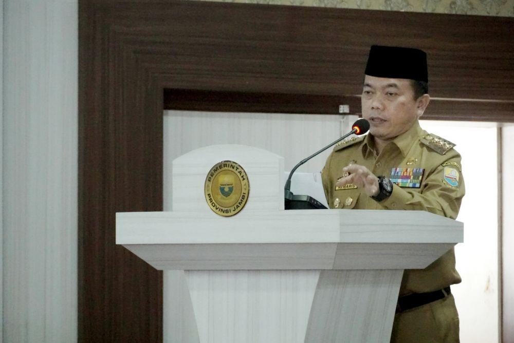Gubernur Jambi Al Haris