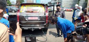 Pemkot Uji Emisi Kendaraan di Kota Jambi